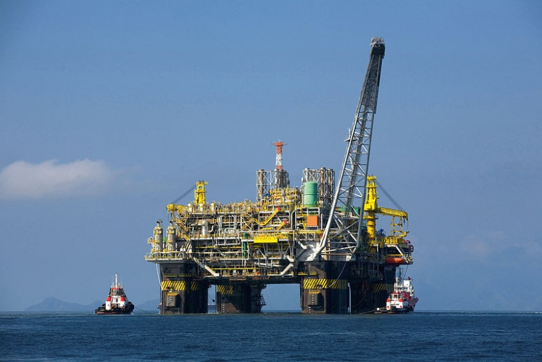 Offshore Oil Rig. Image-The National Interest