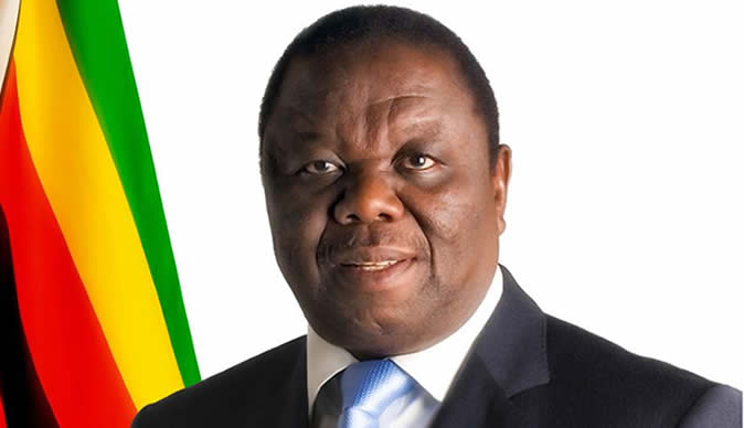 Zimbabwe Opposition Leader Morgan Tsvangirai from 1952 to 2018. (AFP)