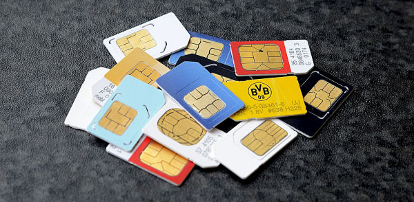 SIM cards Images (Forbes Luca Melette)