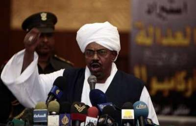 The International Criminal Court issued an arrest warrant for Sudanese president Omar Hassan al-Bashir on March 4, 2009, for crimes against humanity and war crimes in Darfur. REUTERS/Zohra Bensemra/Files (SUDAN)