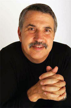 Thomas L. Friedman, author, reporter, and columnist. (Photo thomaslfriedman.com)
